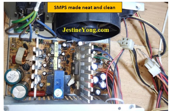 bad capacitor in atx power supplies