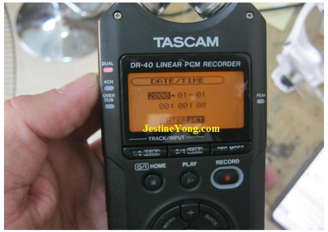 how to repair and fix tascam audio repair