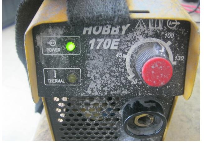 hobby 170e repaired
