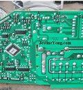 how to repair air cond power board