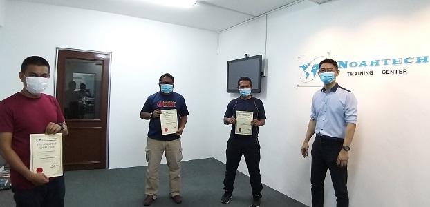 kursus elektronik malaysia pelajar dari shah alam