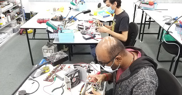 repairing power supply electronics course