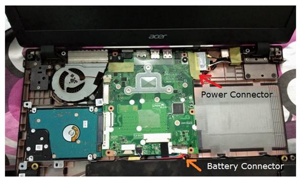 laptop acer repair