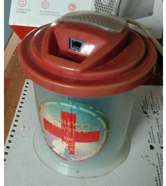 how to fix hot steam vaporizer