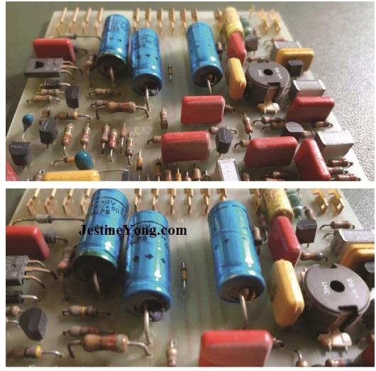 Vibrograf B200 repair