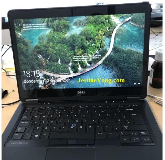 dell latitute laptop repair