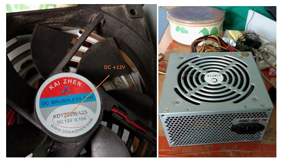 how to repair and fix atx power supply