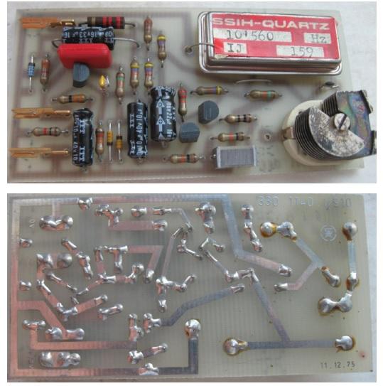 Tektronix 2465A 350MHz oscilloscope