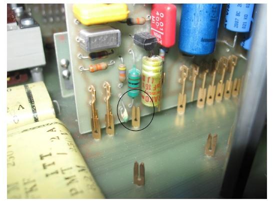 6V AC voltage