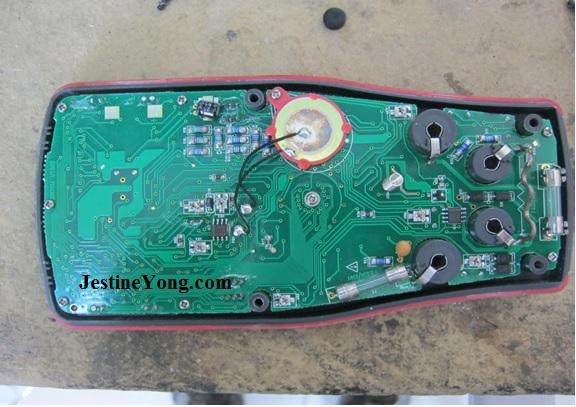 multimeter fixed and repair