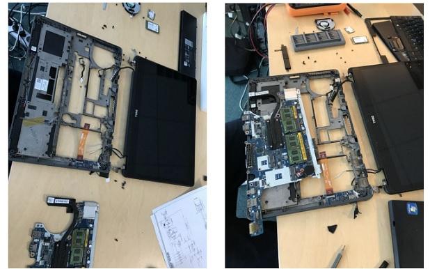 latitude motherboard repair