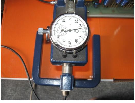 watch calibrator repair