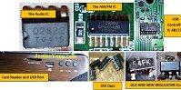 SMD Regulator IC Found Open In OLSENMARK OMR1239