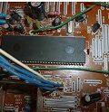 microprocessor toshiba crt tv