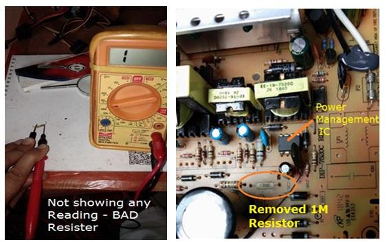 fixing atx power supplies