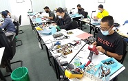 basic electronics repair course malaysia