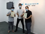 Completed The Advanced Electronics Repair Course