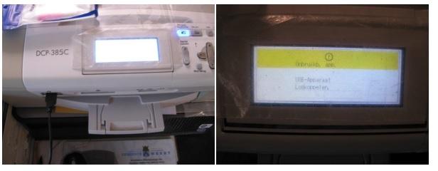 dcp-385 printer