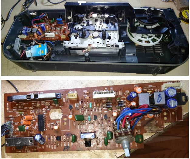how to fix grundig two in one
