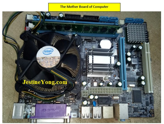 how to fix computer motherboard