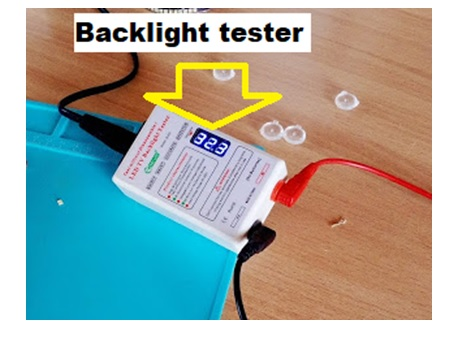 led tv backlight tester