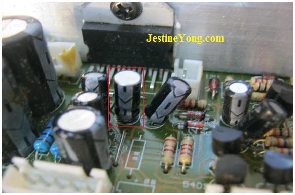 how to repair audio speaker system