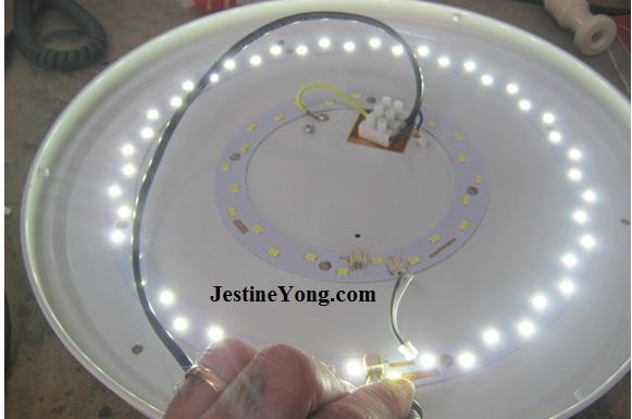 fixing led light