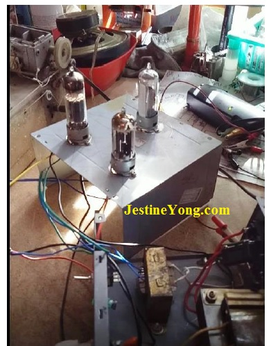 how to make your own vacuum tube tester