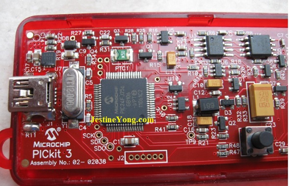pickit3 programmer repair