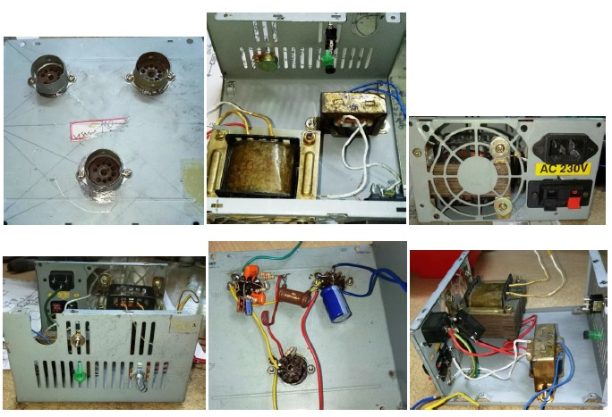 make your own vacuum tube tester