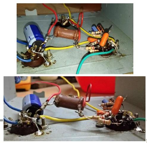 vacuum tube tester parts
