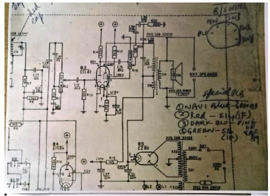 vacuum tube tester diagram