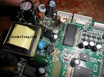 Standby Problem In Singer DVD Player Repaired