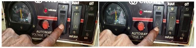 voltage stabilizer repair by India Repairman