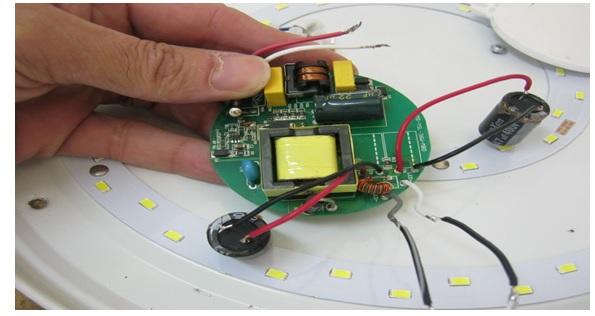 faulty power supply repair