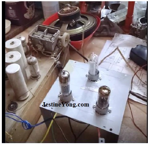 about vacuum tube checker