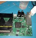 TV Set Top Box Repaired