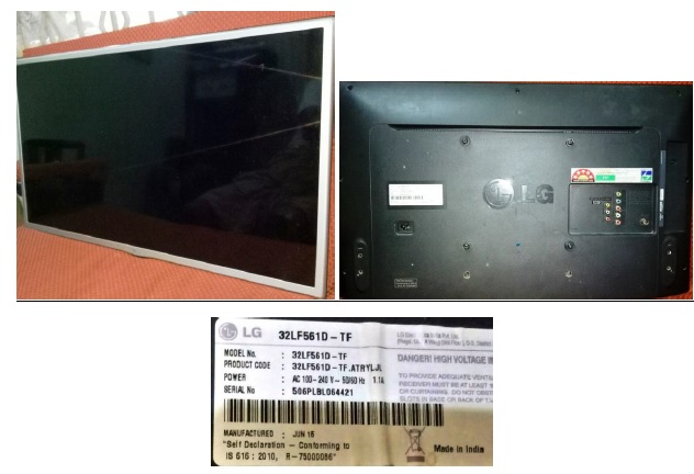 led tv backlight replace