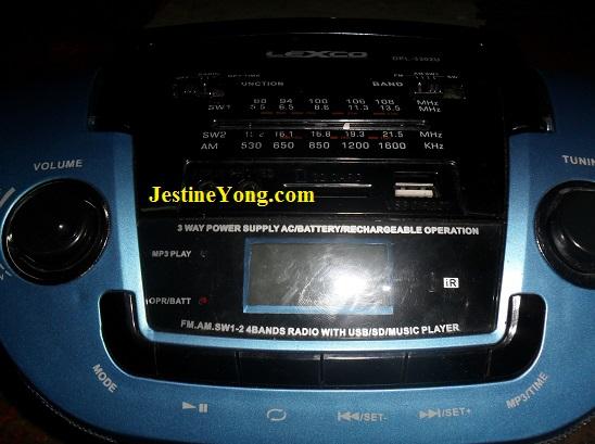 usb player repair lexco