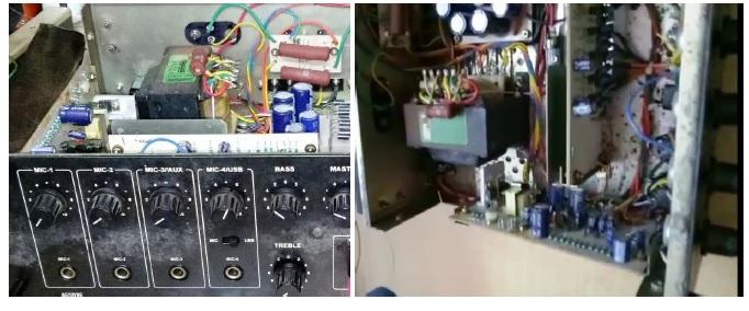 ahuja amp repairing