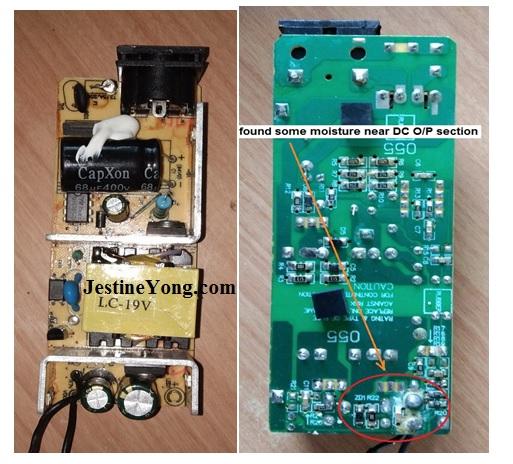 how to fix lenovo power supply