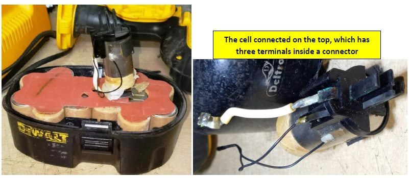 how to fix drill battery