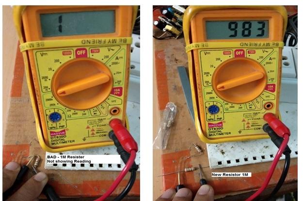 power adapter circuit board repair