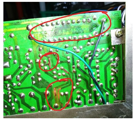 ahuja amp repairing and fixing