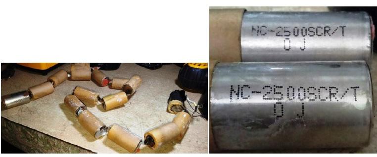 how to repair dewalt drill battery