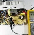 Ryobi BC-1400L 14.4V Lithium Ion Battery Charger Repair