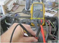 zika welding machine repair