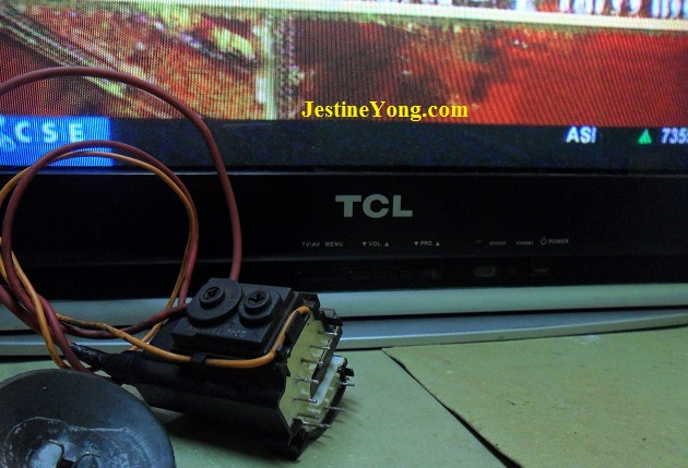 tcl tv repaired