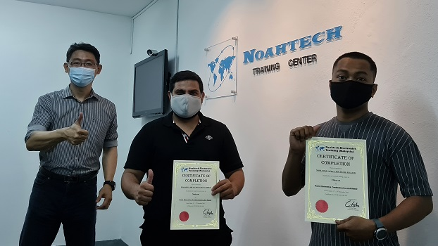 electronic repair course kajang and sri langka student malaysia