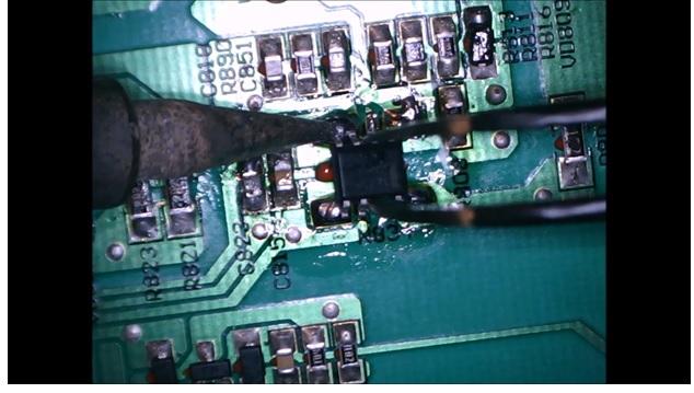short circuit in pcb repair